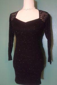 Dresses & Skirts - Zum Zum Black stretch cocktail dress